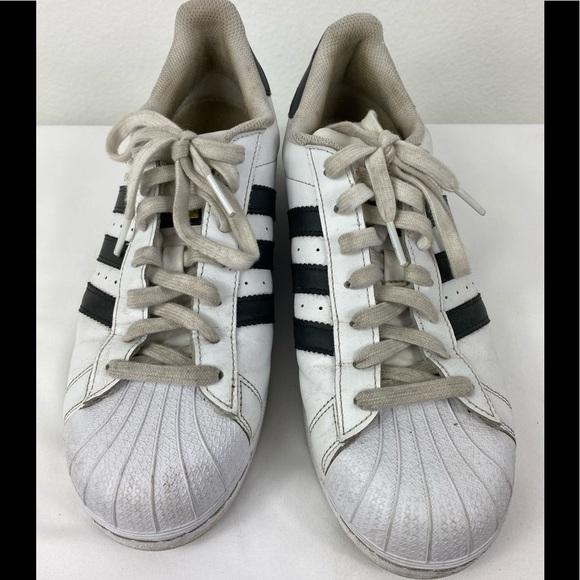 White Black Stripe Classic Tennis